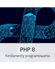 Fundamenty programowania w języku PHP 8
