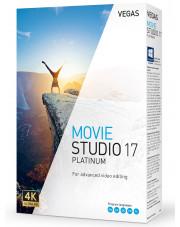 Vegas Movie Studio Platinum 17