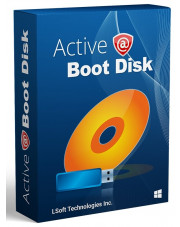 Active Boot Disk 17