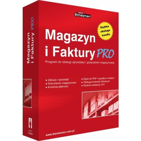 Magazyn i Faktury PRO 9