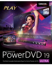 PowerDVD 19 Ultra - aktualizacja z Ultra/Pro 18/17