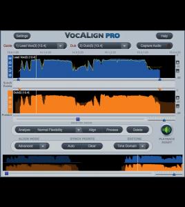 Uzyskaj 30% zniżki na licencje Vocalign Pro