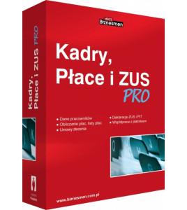Nowa aktualizacja programu Kadry, Płace i ZUS PRO 9.3.0.0
