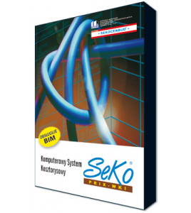 Najnowsze wydanie programów kosztorysowych Seko PRIX 12.1