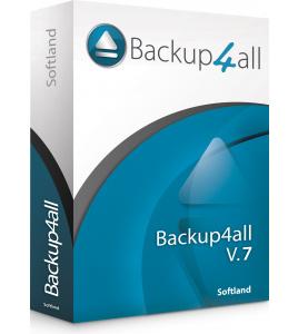 Backup4all 7 wydany z nowymi funkcjami