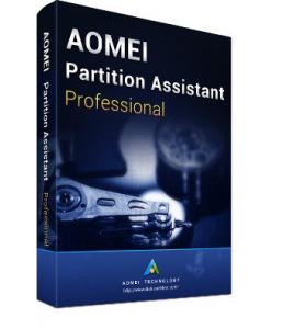AOMEI Partition Assistant najpotężniejszy menadżer partycji