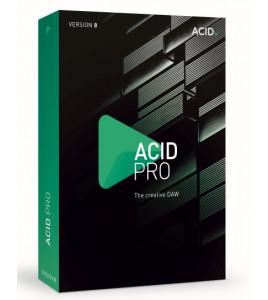 Nagrywanie, miksowanie oraz tworzenie muzyki z Magix ACID Pro 8