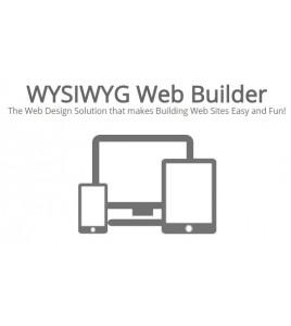 Tworzenie stron internetowych z WYSIWYG Web Builder 14