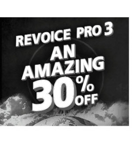 Revoice Pro 3, w cenie obniżonej o 30%