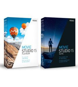 Vegas Movie Studio 15 Platinum oraz Suite kupisz taniej do 33%