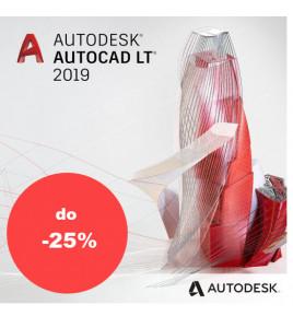 Oferta specjalna: Do -25% zniżki na oprogramowanie Autodesk