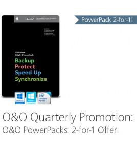 O&O PowerPack 2 licencje w cenie 1
