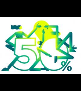 Przez ograniczony czas uzyskaj 50% zniżki na programy JetBrains Personal