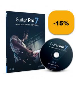 Zaoszczędź 15% przy zakupie Guitar Pro 7