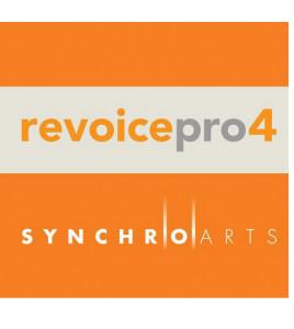 Zaawansowany program do edycji wokalu Revoice Pro 4