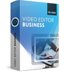 Ciesz się łatwą edycją wideo z Movavi Video Editor Business 15