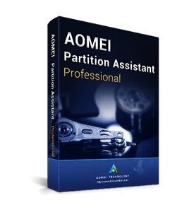 Jak zmienić rozmiar partycji w programie AOMEI Partition Assistant?