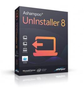 Kompletne usuwanie niechcianych programów z Ashampoo UnInstaller 8