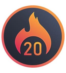Nagrywaj, twórz kopie zapasowe i konwertuj z Ashampoo Burning Studio 20