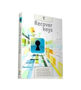 Recover Keys 11 chroni i zachowuje klucze aktywacyjne programów