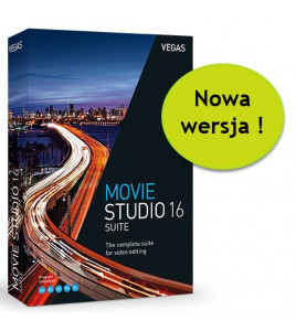 Nowa wersja! VEGAS Movie Studio 16