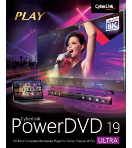 CyberLink PowerDVD 19, nr 1 na świecie odtwarzacz multimediów, teraz z wsparciem dla wideo 8K