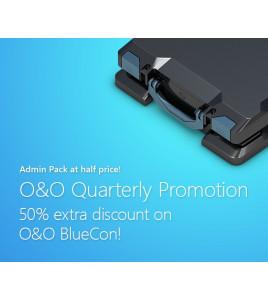 Promocja kwartalna na zakup O&O BlueCon za połowę ceny