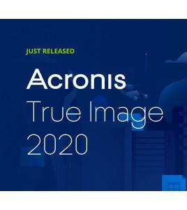 Acronis True Image 2020 automatyzuje tworzenie kopii zapasowych