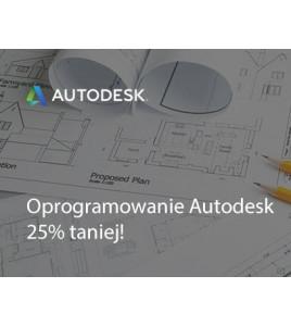 Oprogramowanie Autodesk nawet do 25% taniej