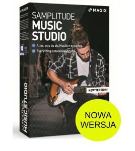 Samplitude Music Studio 2020 - Wszystko czego potrzebuje muzyk