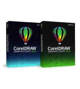 NOWY CorelDRAW Graphics Suite 2020