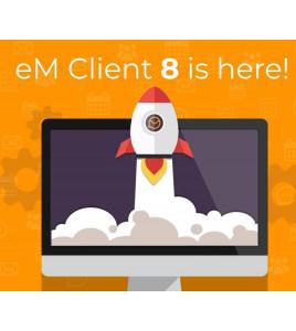 Nowe funkcje w eM Client 8