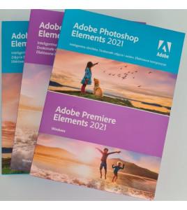 Adobe Photoshop/Premiere Elements 2021 w sprzedaży