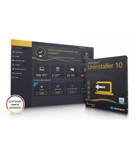Ashampoo UnInstaller 10 z nowymi narzędziami