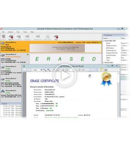 Nowa wersja Active KillDisk 14 - trwałe usuwanie danych z nowymi funkcjami