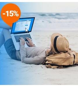 Tylko do 30 czerwca: Uzyskaj dodatkowe 15% rabatu na TeamViewer